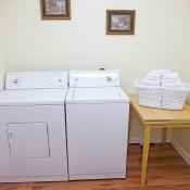 Hotel Squamish Laundry