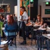 Salted Vine Restaurant Interior